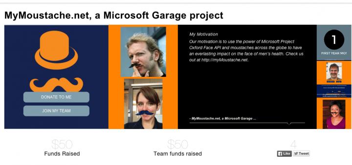 Imagen - MyMoustache, la nueva herramienta de Microsoft muy al estilo Movember