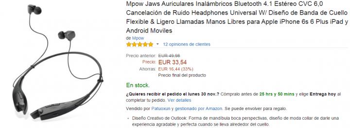Imagen - Ofertas previas al Cyber Monday en Amazon
