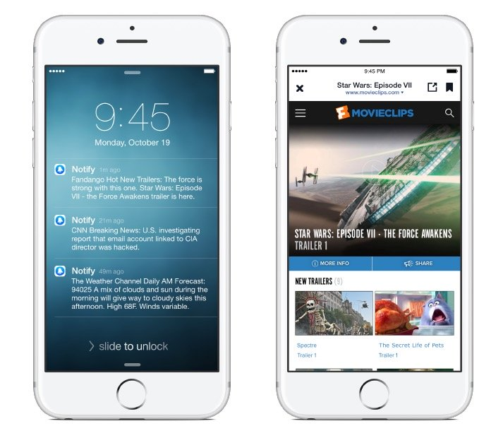 Imagen - Facebook lanza su nueva app de notificaciones Notify