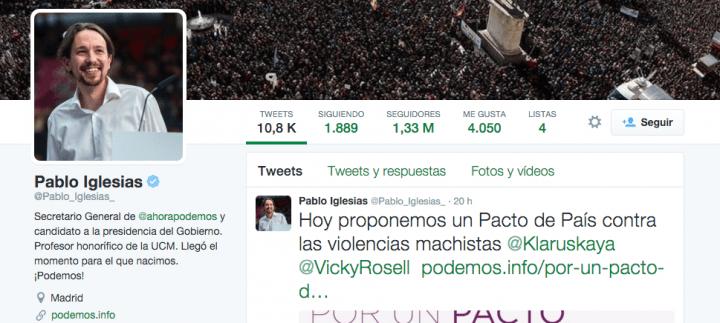 Imagen - Rajoy lidera Facebook y Pablo Iglesias manda en Twitter