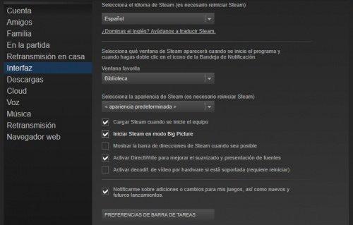 Imagen - Cómo activar el modo Big Picture en Steam y usar tu PC como una consola