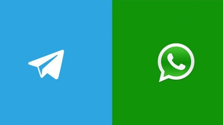 Facebook elimina la página de Telegram: la batalla por WhatsApp es real