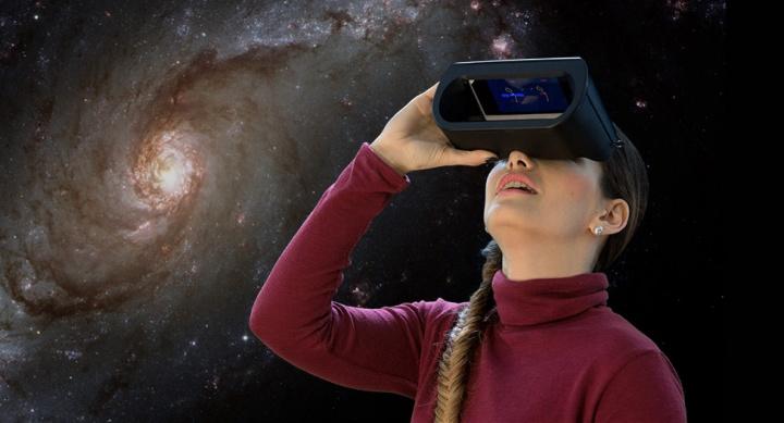 Review: Universe2go, unas gafas planetario con las que descubrir el cosmos