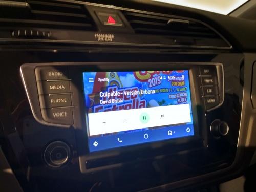 Imagen - Apple CarPlay y Android Auto en el nuevo Volkswagen Touran, impresiones