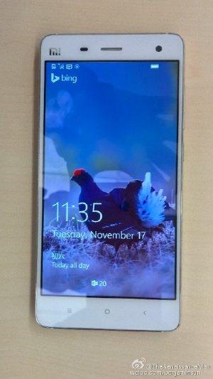 Imagen - Xiaomi Mi4 con Windows 10 podría ser una realidad