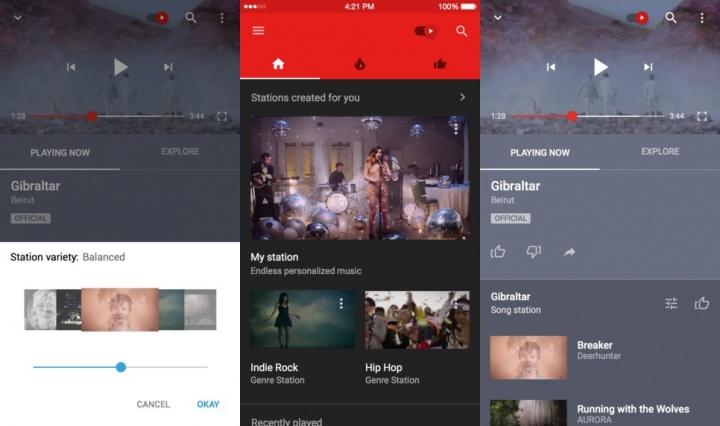 Imagen - YouTube Music ya es una app para iOS y Android