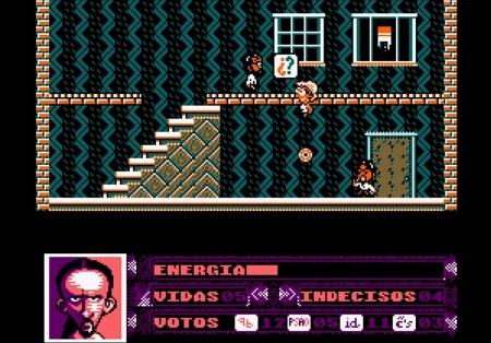 """Imagen - """"Adiós a la casta"""", el nuevo videojuego inspirado en Pablo Iglesias"""