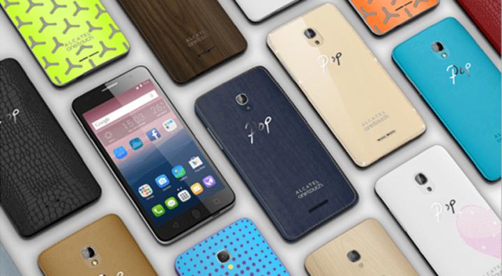 6 dispositivos de Alcatel OneTouch para regalar estas Navidades