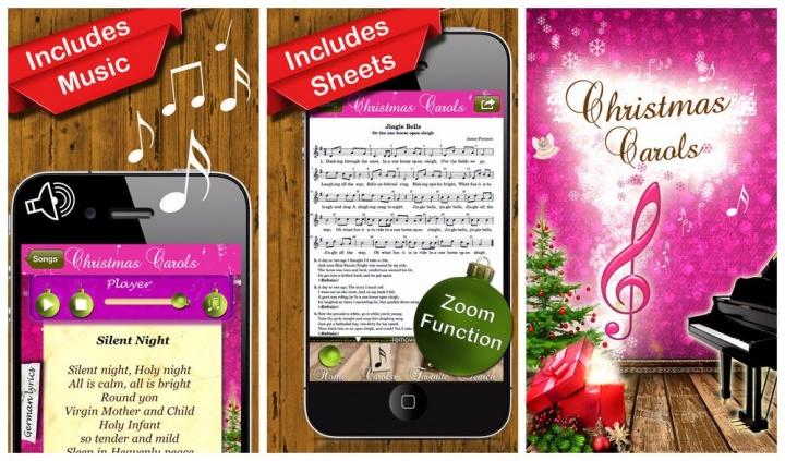 Imagen - Las mejores apps de villancicos de Navidad