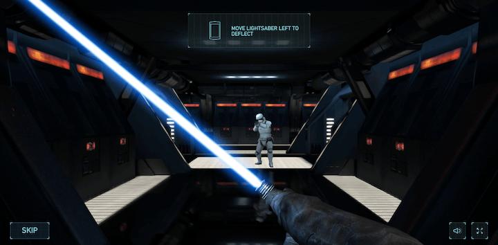 Imagen - Convierte tu móvil en un sable láser de Star Wars