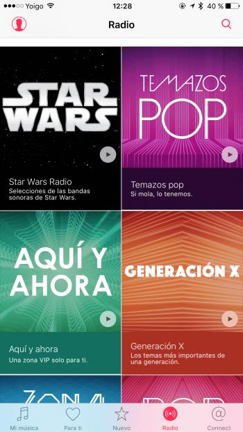 Imagen - Apple Music lanza una emisora para los fans de Star Wars
