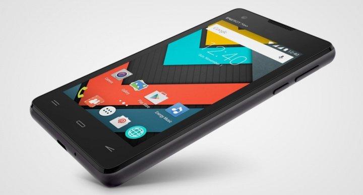 Energy Phone Neo Lite, el nuevo smartphone por 69 euros
