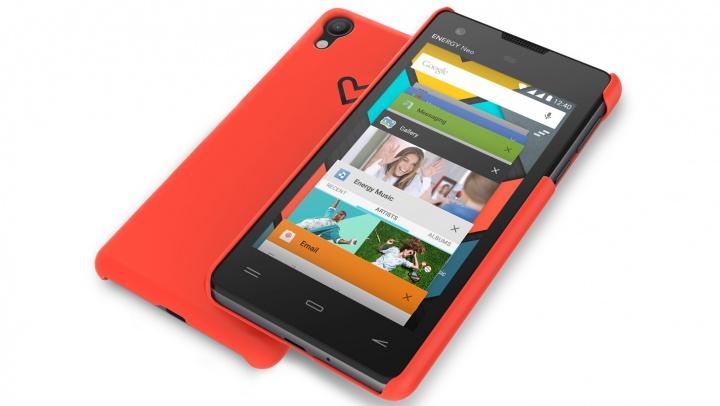 Imagen - Energy Phone Neo Lite, el nuevo smartphone por 69 euros