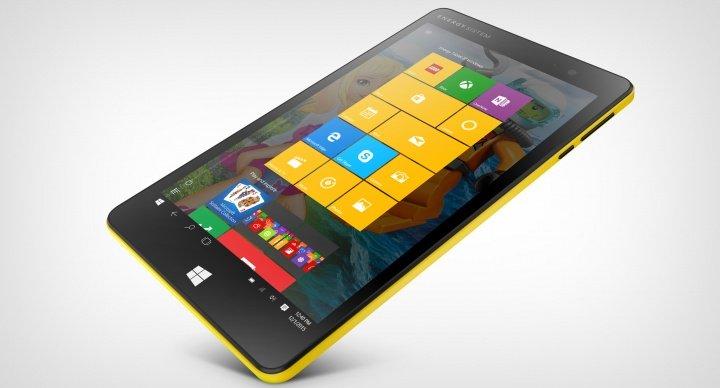 Energy Tablet 8'' Windows Lego Edition, una tablet familiar con Windows 10
