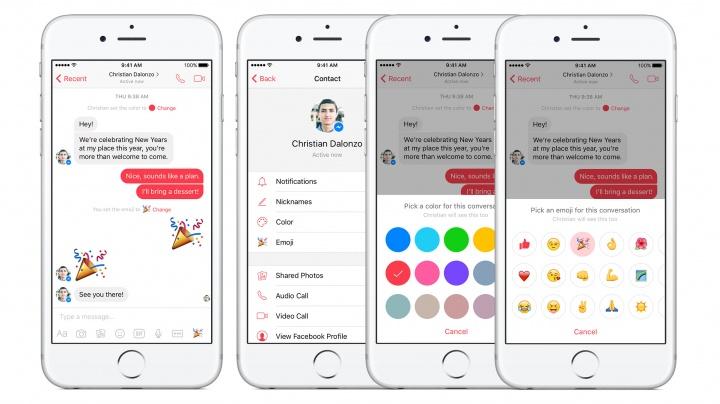 Imagen - Facebook Messenger prepara la Navidad con nuevas funciones y stickers