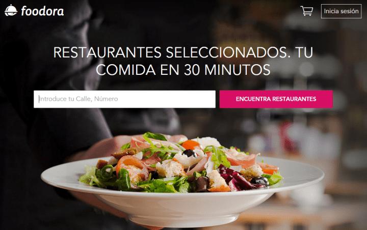 Imagen - Foodora, pide comida a domicilio