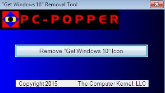 Imagen - Cómo impedir la actualización a Windows 10 con Get Windows 10 Removal Tool