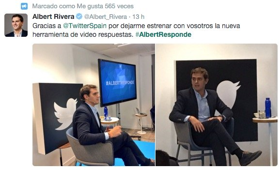 Imagen - Twitter lanza una herramienta para hablar con los políticos
