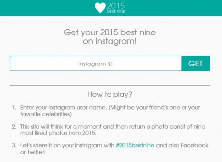 """Imagen - Descubre cuáles son tus 9 fotos con más """"likes"""" en Instagram #2015bestnine"""