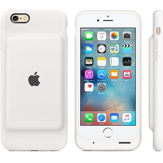 Imagen - Apple lanza una funda oficial de iPhone 6s con batería
