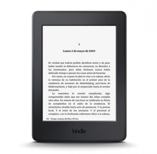Imagen - Amazon rebaja el Kindle PaperWhite solo en fin de año