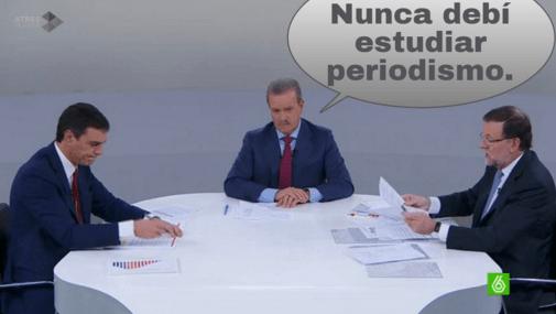 Imagen - Los memes del aburrido debate entre Mariano Rajoy y Pedro Sánchez invaden Internet