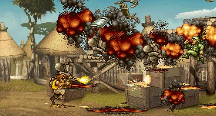 Metal Slug, King of Fighters y otras joyas de Neo Geo a precios de escándalo