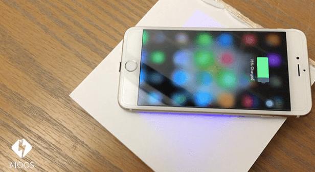 Imagen - Añade carga inalámbrica al iPhone gracias a una pegatina