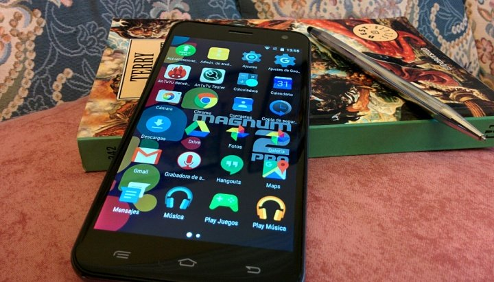 Imagen - Review: MyWigo Magnum 2 PRO, un smartphone completo a precio irrresistible