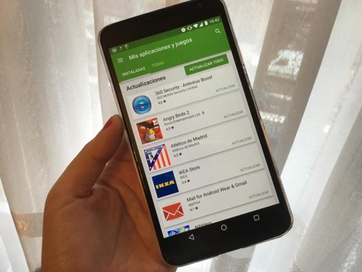 Nexus 6: Solución a los errores de Marshmallow