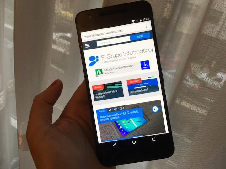 Imagen - Nexus 6P: Primeras impresiones