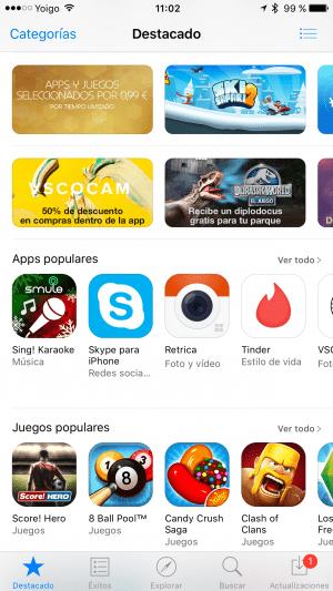 Imagen - 5 apps para iOS con rebaja de hasta el 80%