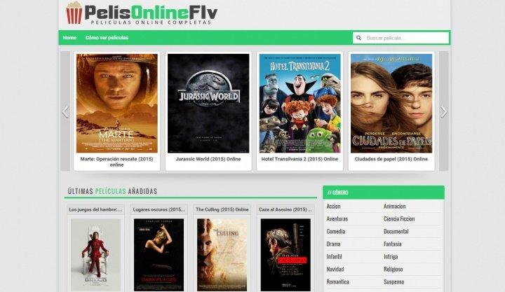 Imagen - PelisOnlineFLV, una alternativa a Pordede y a Series.ly