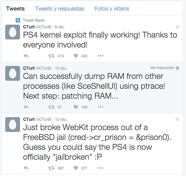 Imagen - PlayStation 4 podría haber sido pirateada definitivamente