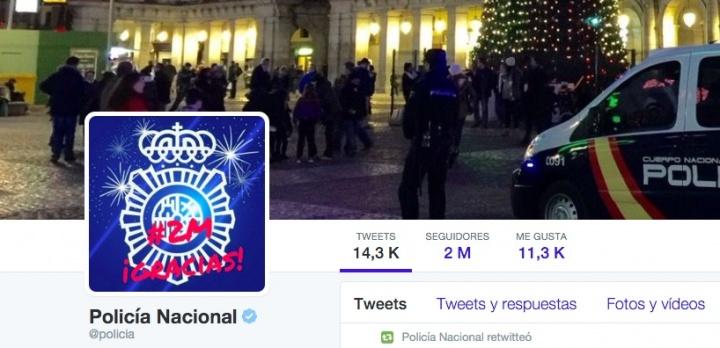 Imagen - Anonymous publica los datos de más de 5.400 agentes de la Policía Nacional