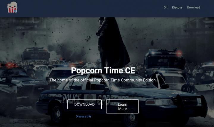 Imagen - Popcorn Time regresa bajo la comunidad