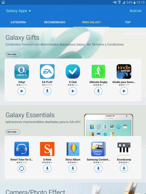 Imagen - Review: Samsung Galaxy Tab S2, un tablet compacto y premium