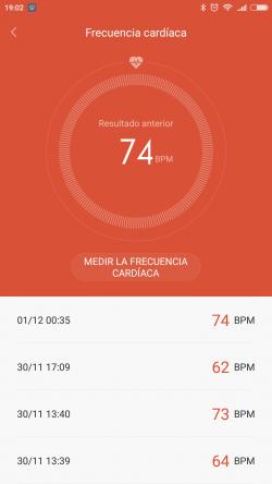 Imagen - Review: Xiaomi Mi Band 1S, la nueva pulsera con sensor de ritmo cardíaco
