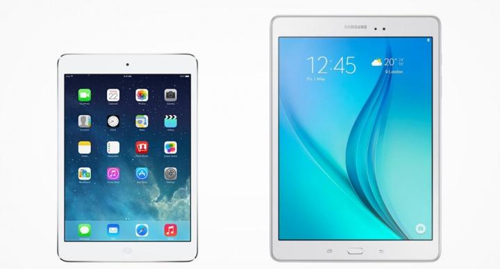 iPad mini 2 vs Samsung Galaxy Tab A, ¿cuál comprar?