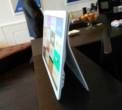 Imagen - Samsung Galaxy View, ¿tiene sentido un tablet de 18 pulgadas?