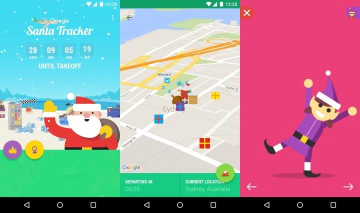 Imagen - Sigue a Papá Noel desde tu Android