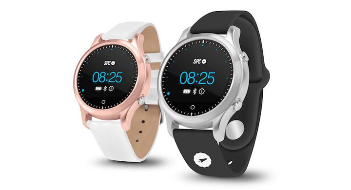Smartee Watch Circle, el nuevo reloj circular de SPC ya disponible