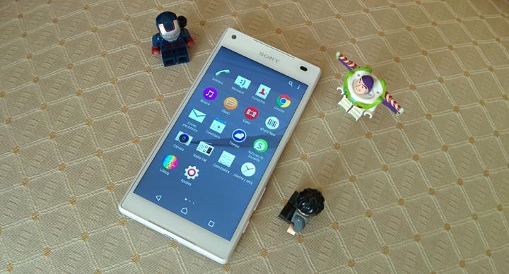 Imagen - Review: Sony Xperia Z5 Compact, prestaciones de lujo en un tamaño ajustado