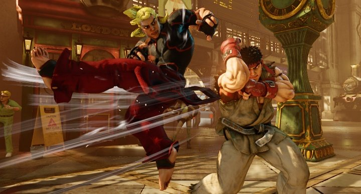 Imagen - Street Fighter V ya disponible