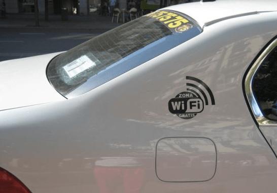 Imagen - Los taxis de Madrid incluyen Wi-Fi gratuito para sus usuarios