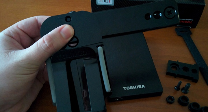 Imagen - Review: Toshiba STOR.E Alu TV Kit, el disco duro que necesita tu smart TV