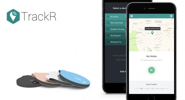 TrackR, rastrea cualquier objeto para no perderlo