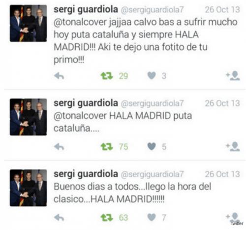 Imagen - Despedido del Barça por unos tuits del pasado