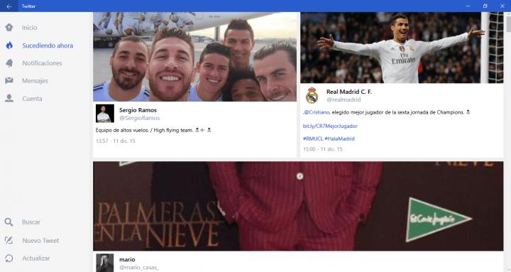 Imagen - Descarga Twitter para Windows 10 con Moments