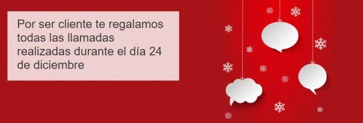 Imagen - Vodafone ofrece llamadas ilimitadas durante el 24 de diciembre